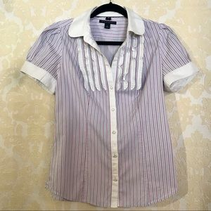 Banana Republic - button up shirt